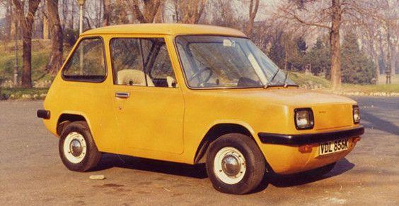 Enfield 8000: o ancestral do carro elétrico