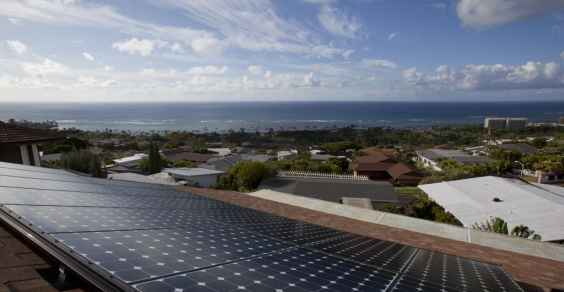 No Havaí se produz mais energia solar