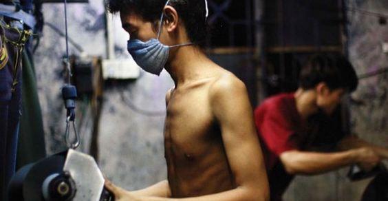 Jateamento: na China nossos jeans continuam a matar