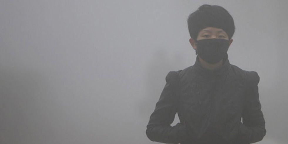 China declara guerra à poluição