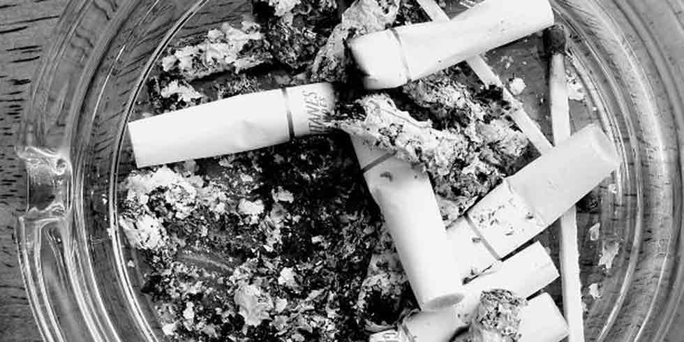 Fumo passivo danifica a artéria de crianças
