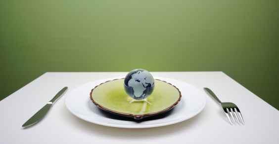 Alimentos que fazem mal ao planeta