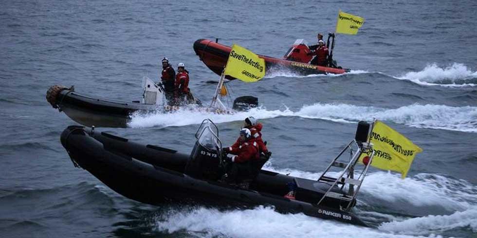 Greenpeace recorrem à Corte de Direitos Humanos
