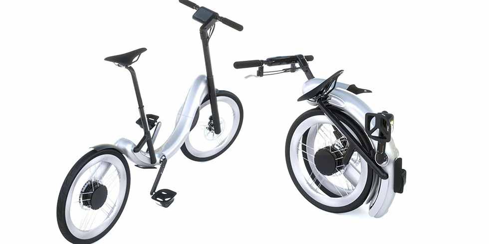 JiveBike, sua nova e-bicicleta