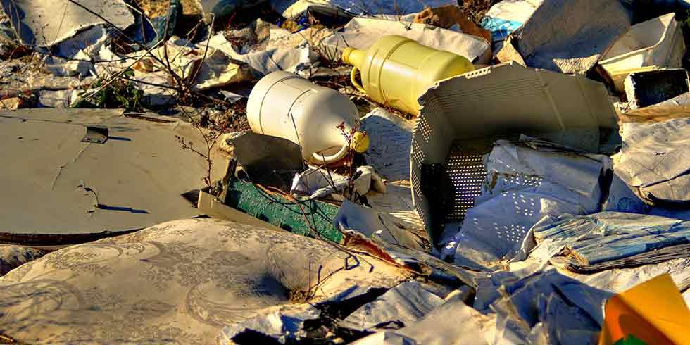 diferença entre lixão e aterro sanitário