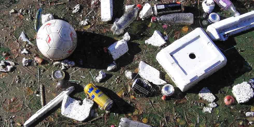 Lixo: problemas e responsabilidades