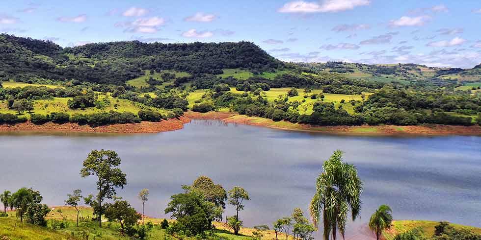 transposição das águas da Represa do Jaguari