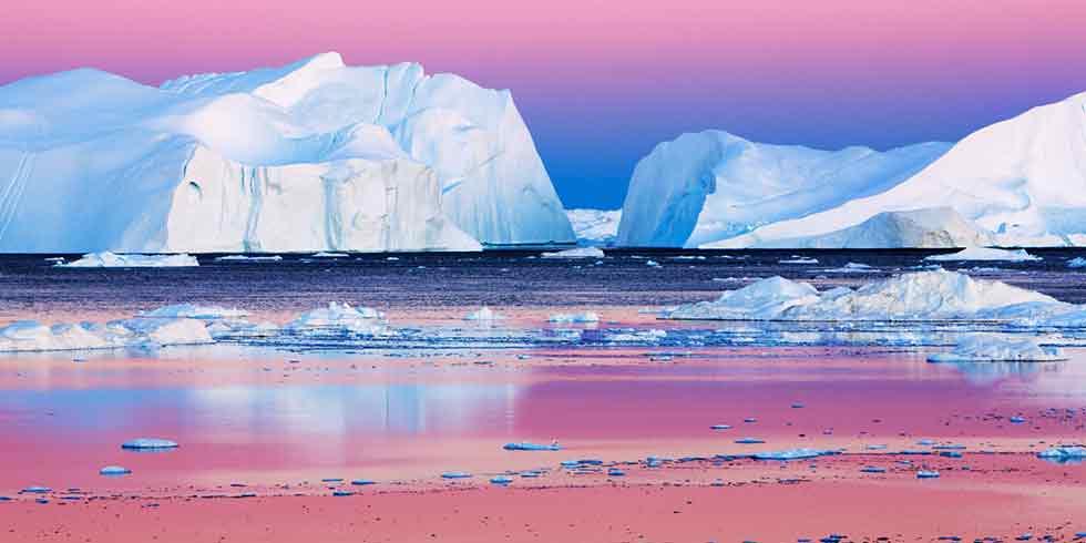 Como seria o mundo se todo o gelo polar derretesse?