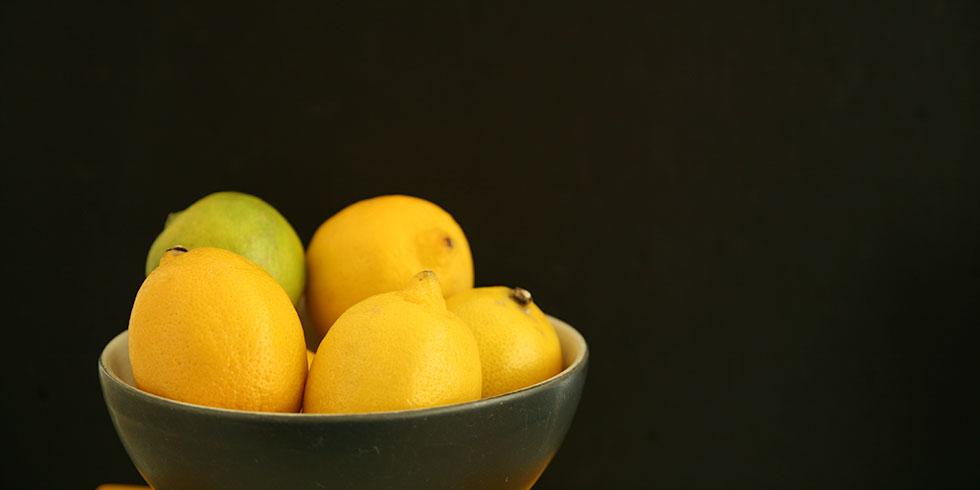 13 formas de usar o limão para limpar a casa