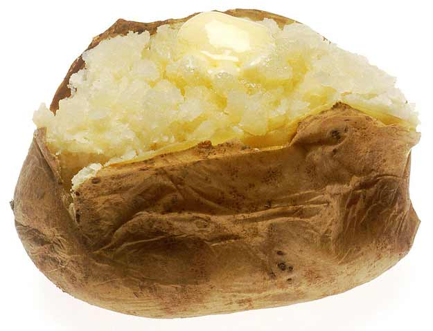 patata forno