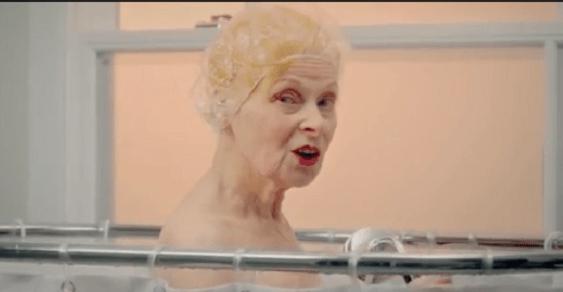 Vivienne Westwood para a PETA