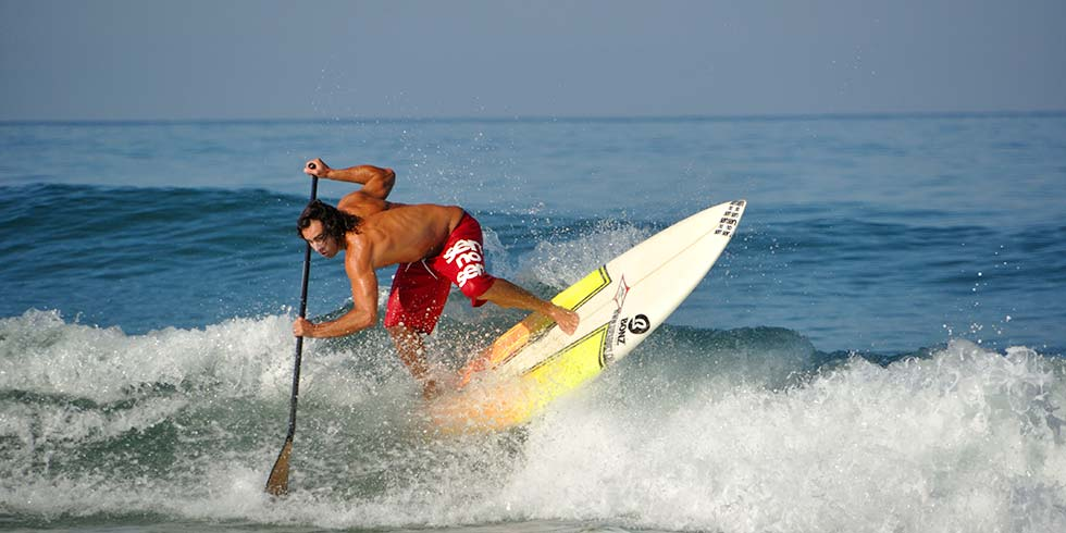 Stand Up Paddle ou SUP