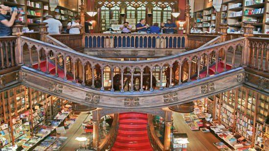 Livraria Lello di Porto