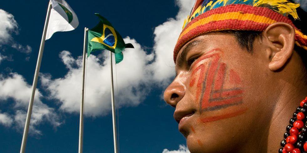 Semana Nacional de Mobilização Indígena