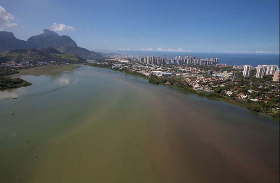 apenas 40% do esgoto no Rio de Janeiro é tratado