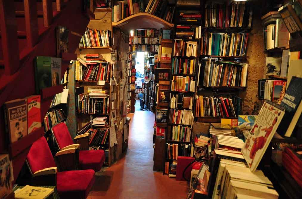 livraria paris