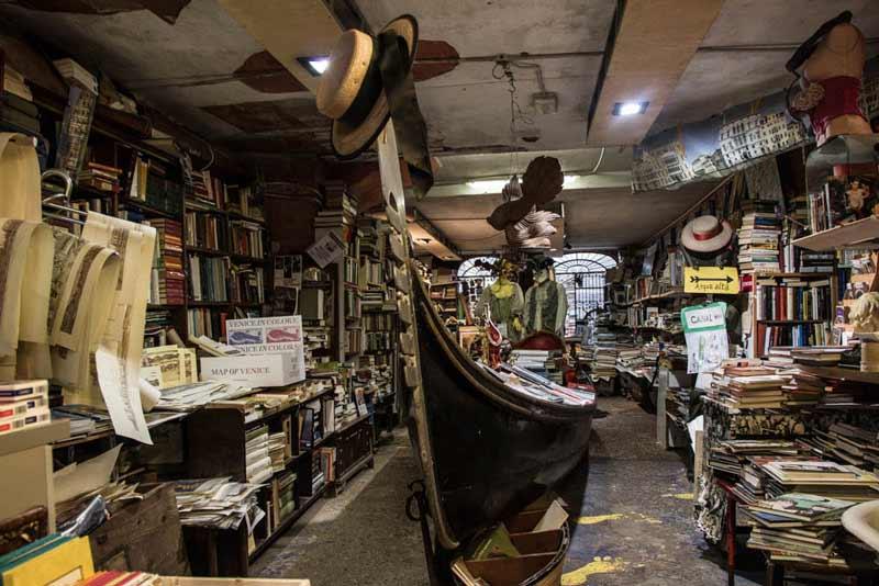 livraria veneza