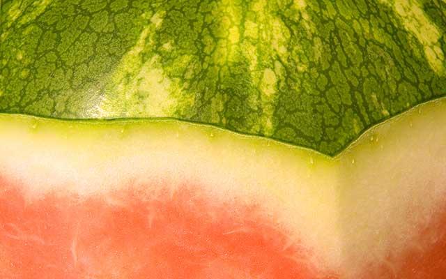 Doce de entrecasca de melancia