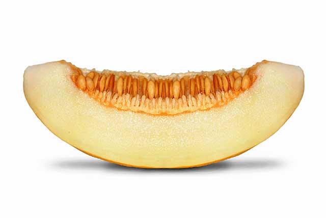 Farofa de casca de melão