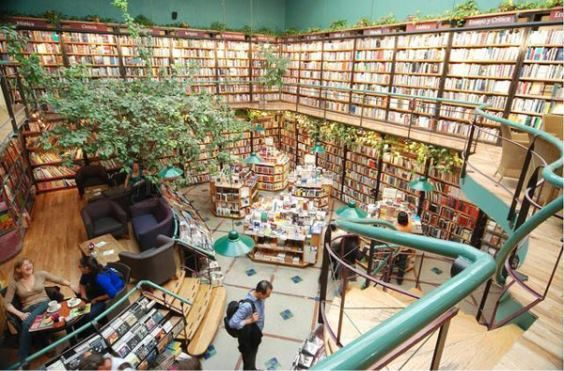 messico libreria