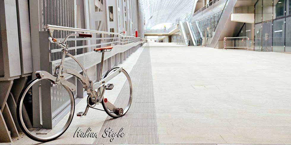 Sadabike: a bicicleta-origami
