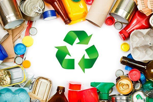 recicle materiais