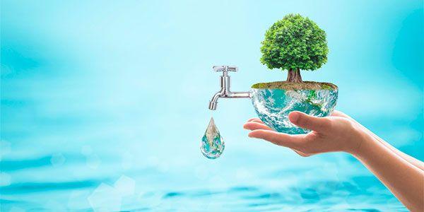 reduzir agua