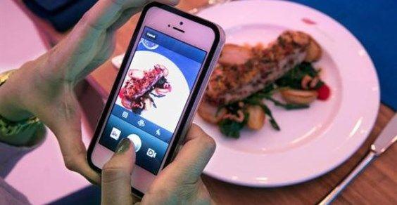 primeiro restaurante do mundo onde você paga com fotos