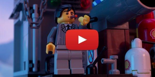 LEGO e Shell
