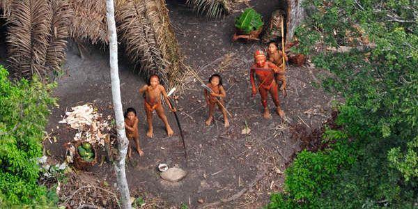 Descoberta uma nova tribo no estado do Acre