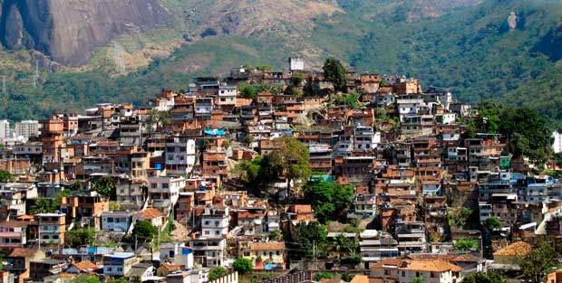 Greenpeace incentiva a sustentabilidade em favelas cariocas