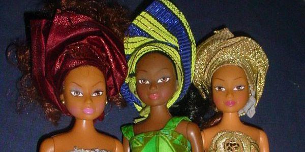 Bonecas nigerianas