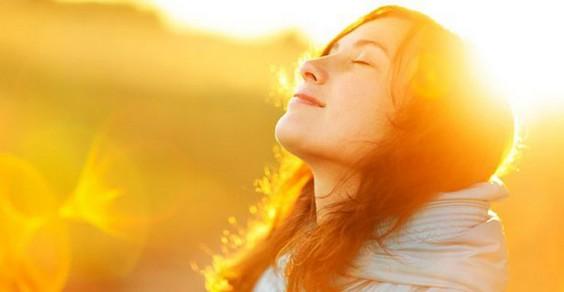 Dependência de tomar sol