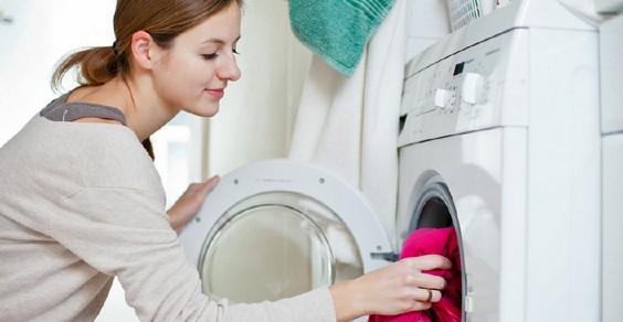 que é melhor não colocar na máquina de lavar roupas