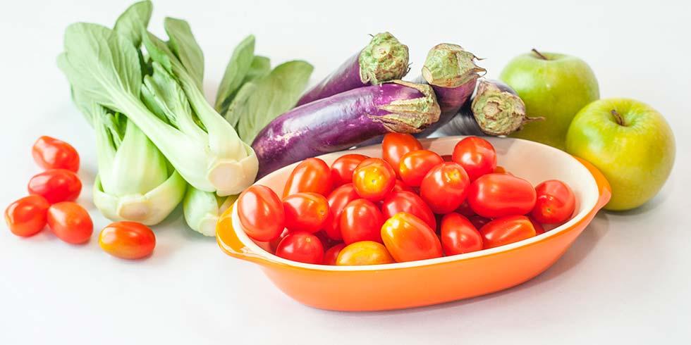 principais dieta vegana