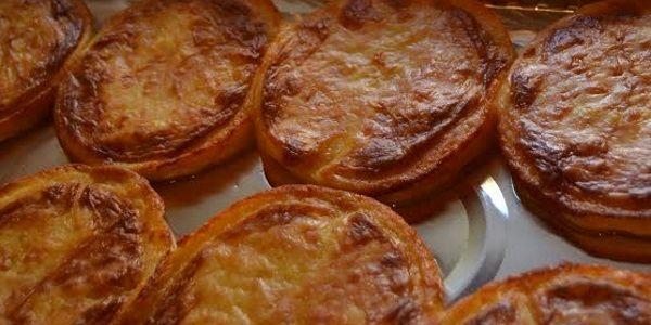 Receita vegana de Frico de batatas