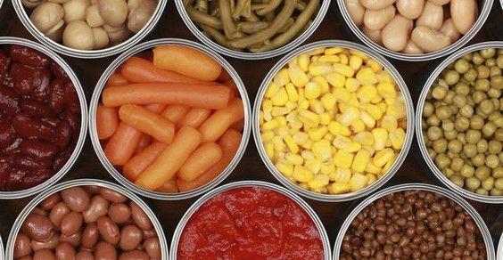 Embalagens de alimentos e bebidas