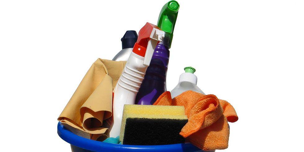 produtos sustentável para a limpeza da casa