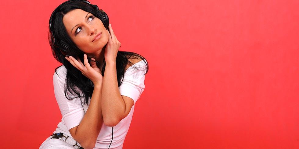 Música agrada ao corpo e à mente