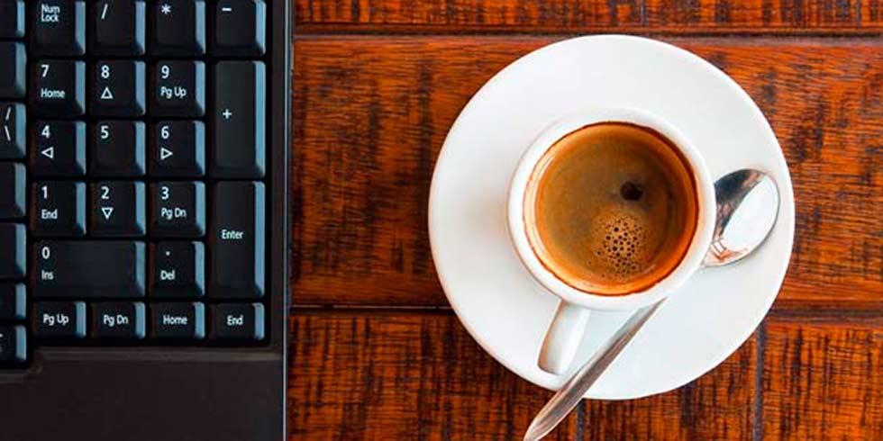 Café e soneca para se manter ativo durante todo o dia