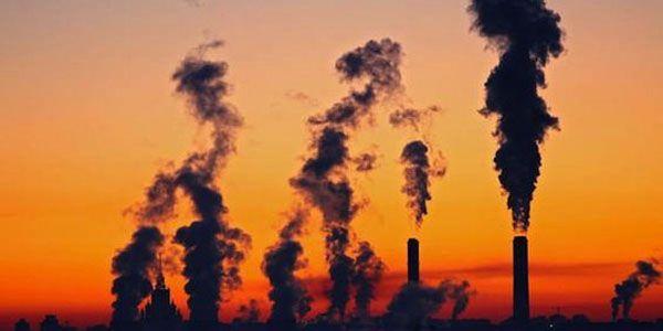 poluição é a causa de uma, em cada oito mortes