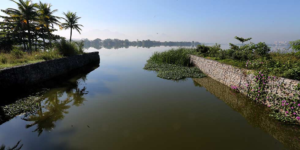 Recuperação Ambiental do Sistema Lagunar da Barra da Tijuca e Jacarepaguá