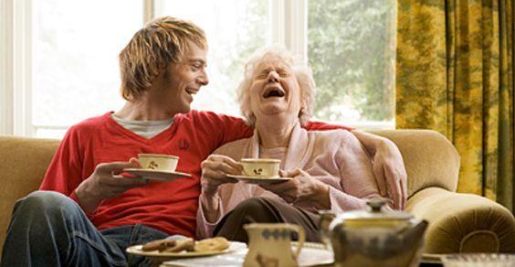 hábitos que devemos aprender com nossos avós