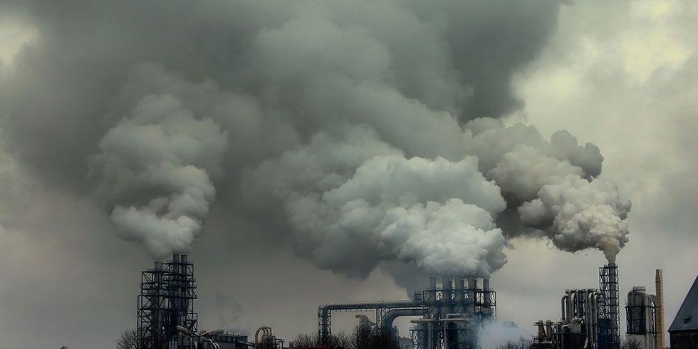 Concentração recorde de gases de efeito estufa