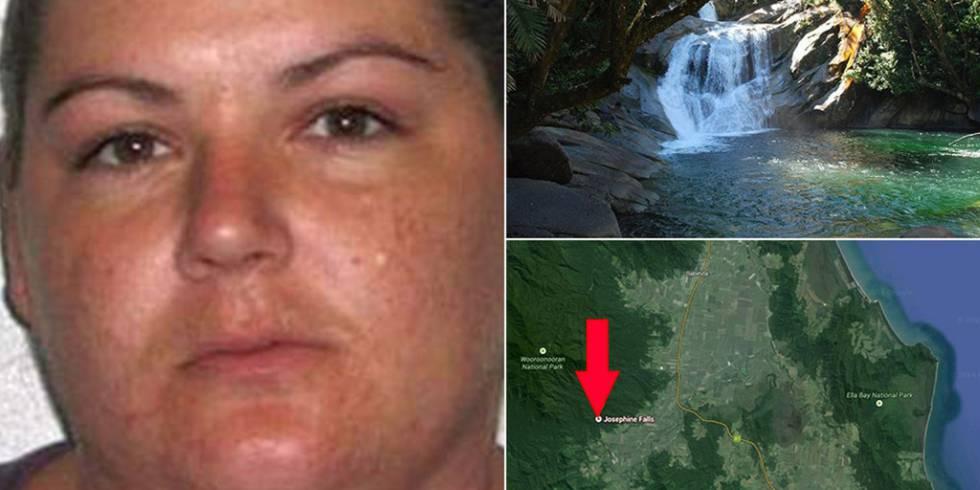 mulher que sobreviveu na floresta por 15 dia