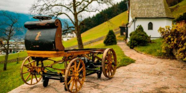 Porsche 100 anos atrás era elétrico e ecológico