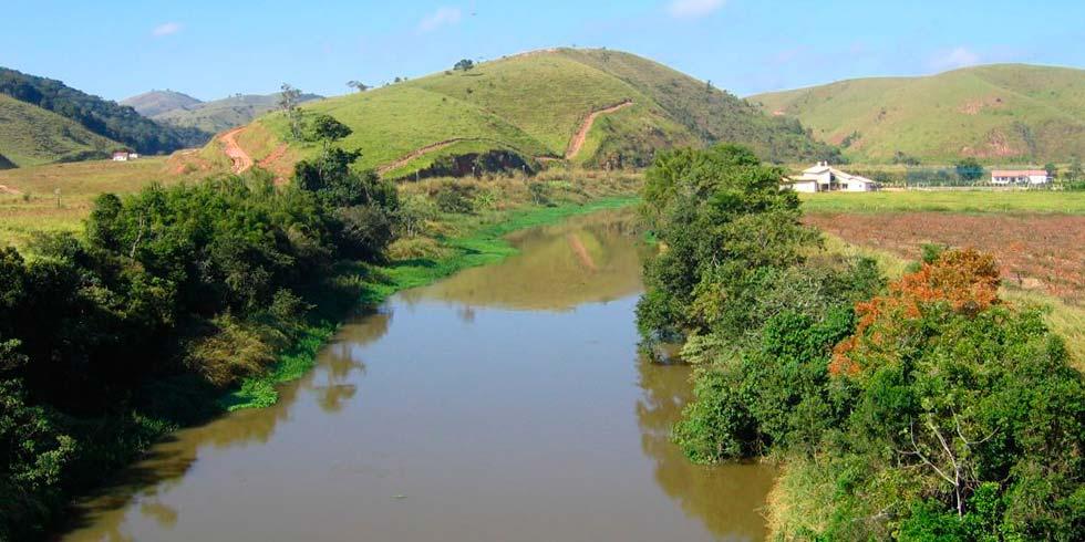 campanha pela conservação do Rio Paraíba do Sul