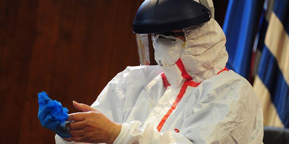 Ebola: a escalada mundial da doença