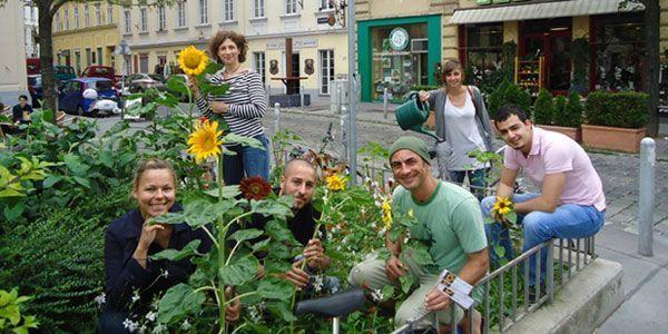 Guerrilla Gardening em Berlim