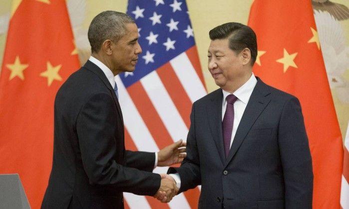 CLIMA EUA E CHINA
